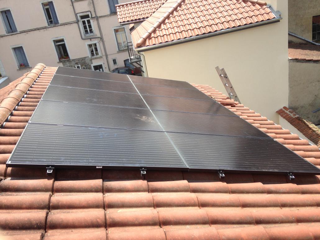 Installation solaire photovoltaïque BATIECOTHERM