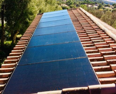 installation de panneaux solaires à Saint-Raphael